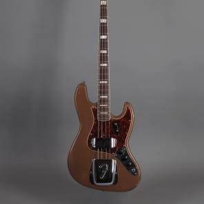 fender Jazz Bass 1967 Fire Mist Gold / refin for sale