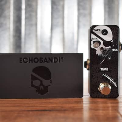 F-Pedals P.O.R. Series Echo Bandit Delay
