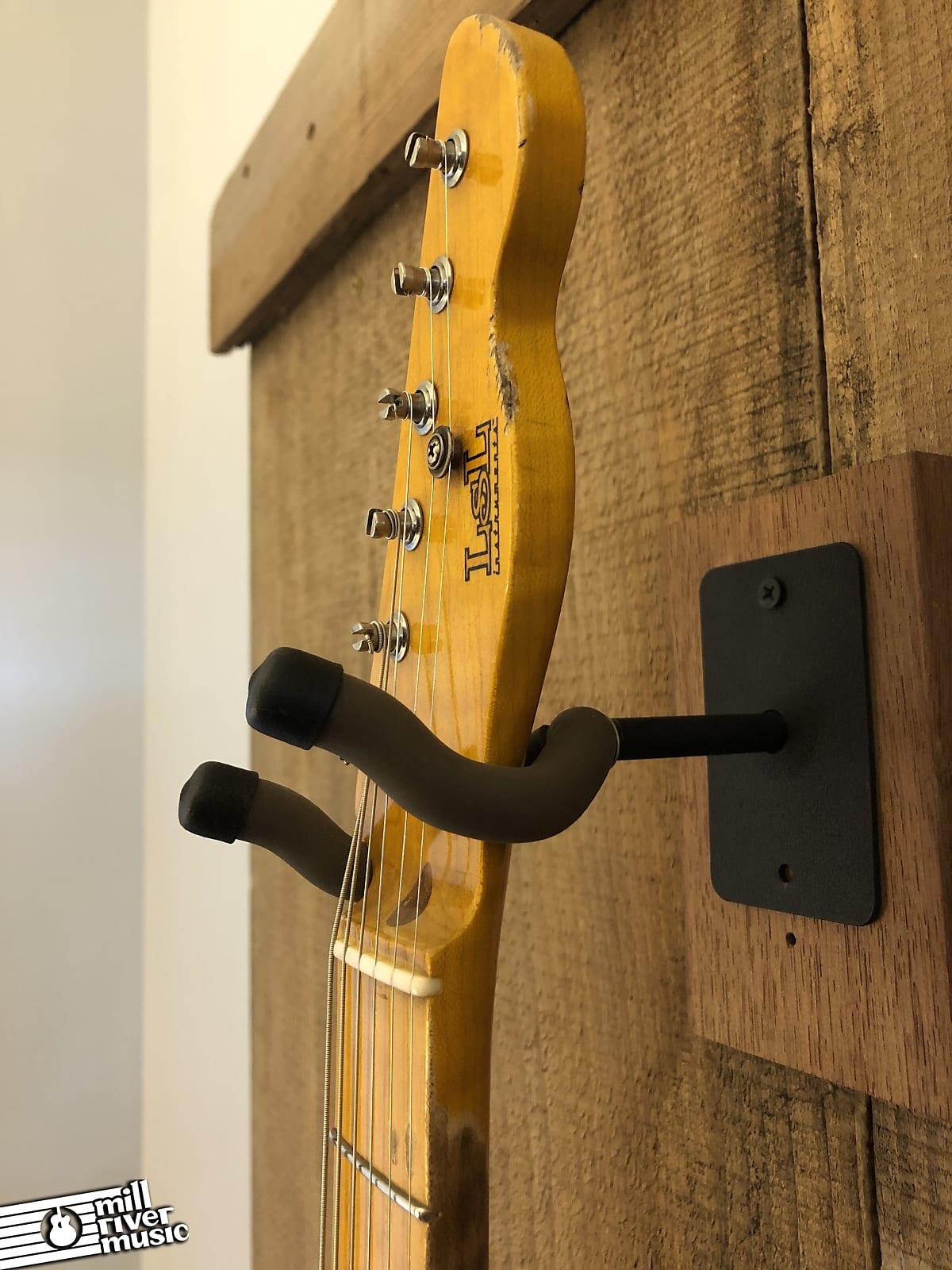 LsL Instruments Bad Bone 1 Tele-Style Butterscotch Relic 2018 w/ OHSC