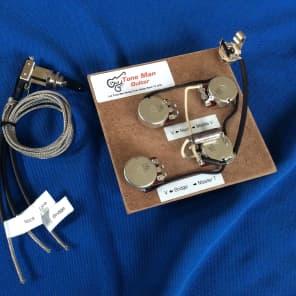 Les Paul 50's Wiring Harness - .022uf Orange Drop Tone   Reverb Les Paul S Wiring on