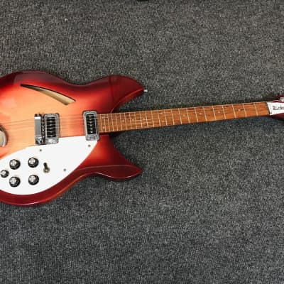 Rickenbacker 330 Electric Guitar - 1997 with Hard Case for sale