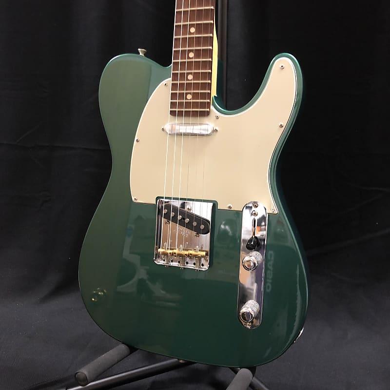 fender american special telecaster sherwood green metallic reverb. Black Bedroom Furniture Sets. Home Design Ideas