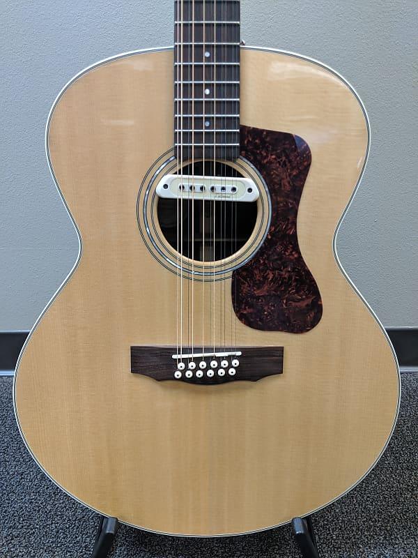 guild f 1512e 12 string acoustic electric guitar prototype reverb. Black Bedroom Furniture Sets. Home Design Ideas