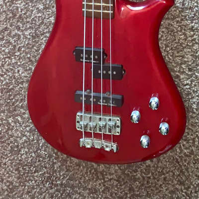 1993 Warwick Fortress one  4 string Electric bass guitar made in Germany for sale