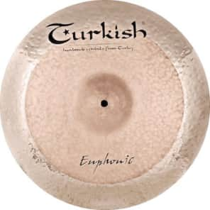 """Turkish Cymbals 18"""" Euphonic Series Euphonic Crash EP-C18"""