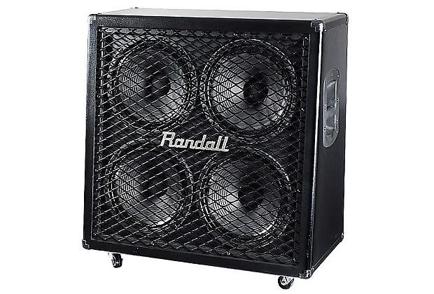 randall thrasher412a angled 4x12w guitar speaker cabinet reverb. Black Bedroom Furniture Sets. Home Design Ideas