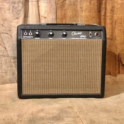 Fender Champ-Amp 1967 Blackface AA764
