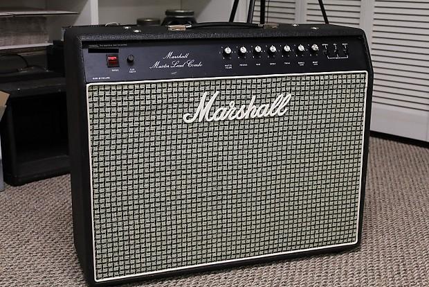 marshall master lead combo 1978 vintage guitar amp project reverb. Black Bedroom Furniture Sets. Home Design Ideas
