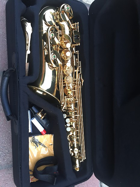 Jean Paul AS400 Alto Sax   wwplaya