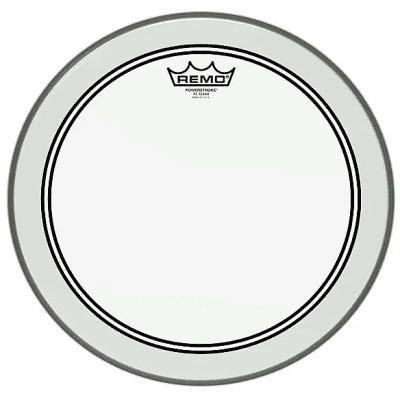 """Remo Powerstroke P3 Clear Drum Head 14"""""""