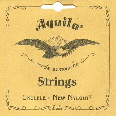 Aquila 7U Concert Ukulele Strings Set