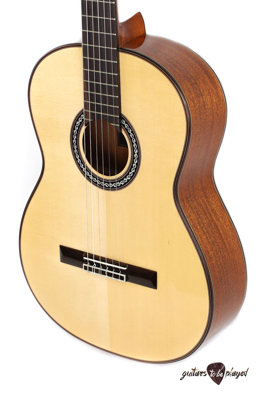 05eb6891d Cordoba C9 SP MH Luthier Series Spruce Top Classical Guitar w  HumiCase