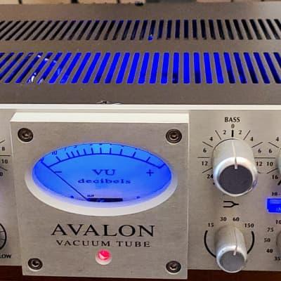 Avalon VT-737sp Tube Channel Strip