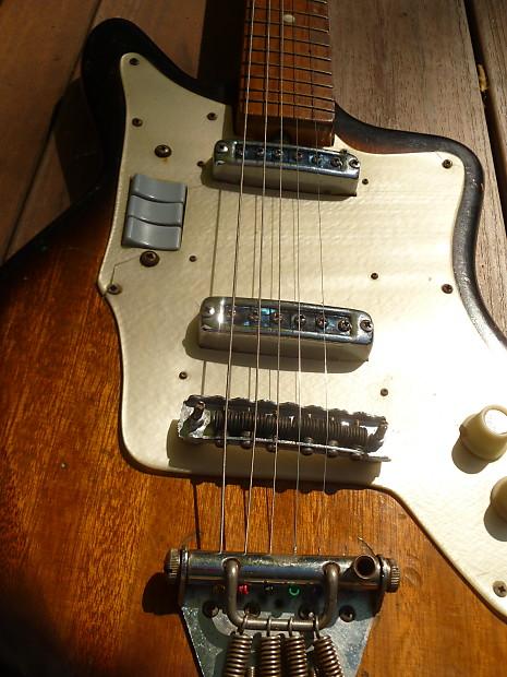 1963 ibanez 882 west brook guitar offer reverb. Black Bedroom Furniture Sets. Home Design Ideas