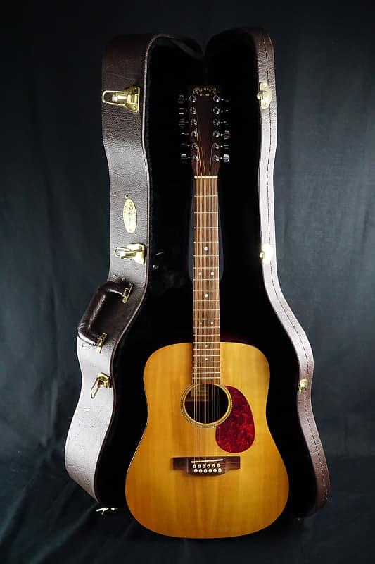 martin dm 12 12 string mahogany dreadnought acoustic guitar reverb. Black Bedroom Furniture Sets. Home Design Ideas