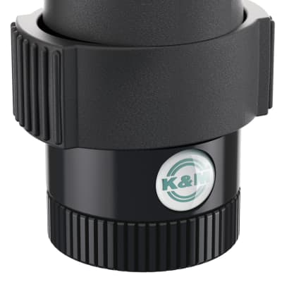 K&M 23910 Quick Release Microphone Adapter