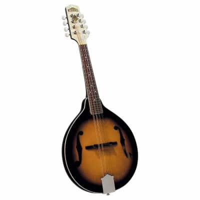 Flinthill FHM-50 Traditional A-Model 8-String Mandolin - Sunburst for sale