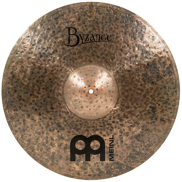 meinl cymbals b21dar byzance 21 inch dark ride cymbal video reverb. Black Bedroom Furniture Sets. Home Design Ideas