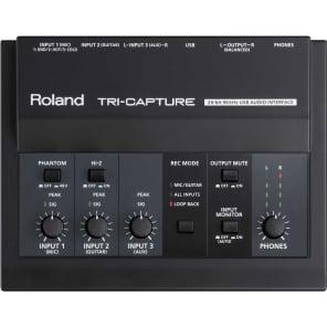 Roland Tri-Capture UA-33