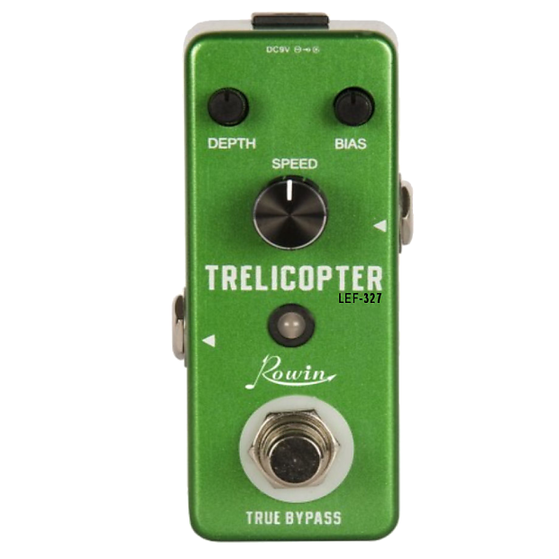 Rowin LEF-327 TRELICOPTER Optical Tremolo Huge Range of speeds and depths  Ships Free