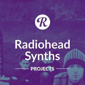 Radiohead Synths Projects