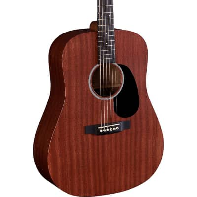 Martin Road Series DRS1 Dreadnought Acoustic-Electric Guitar Regular Natural image