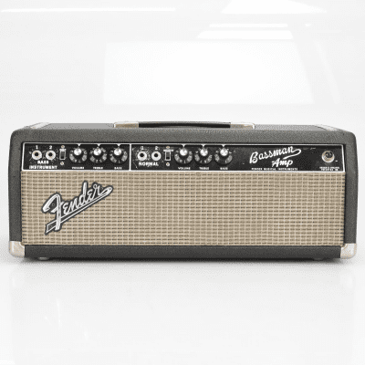 Fender Bassman 2-Channel 50-Watt Guitar Amp Head 1964 - 1967