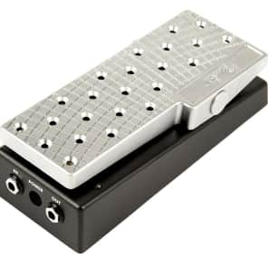Fender Hammertone Series FWP-1 Wah Guitar Effect Pedal, Silver/Black for sale