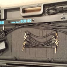 Boss BCB-60 Pedal Board - Includes all cables and original box - MINT Condition