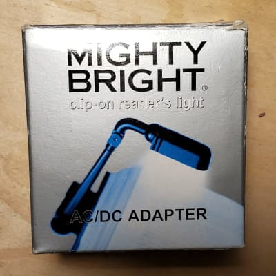 Mighty Bright AC Adaptor - New Old Stock