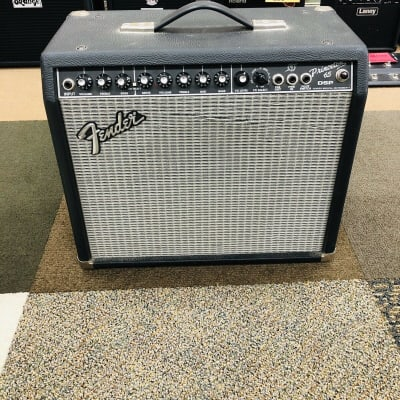 Fender Princeton 65 DSP 180 Watt Guitar Amplifier With Effects for sale