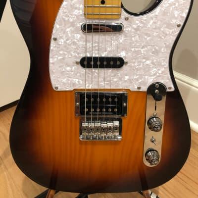 Fender Modern Player Telecaster Plus w/HSC & UPGRADES!