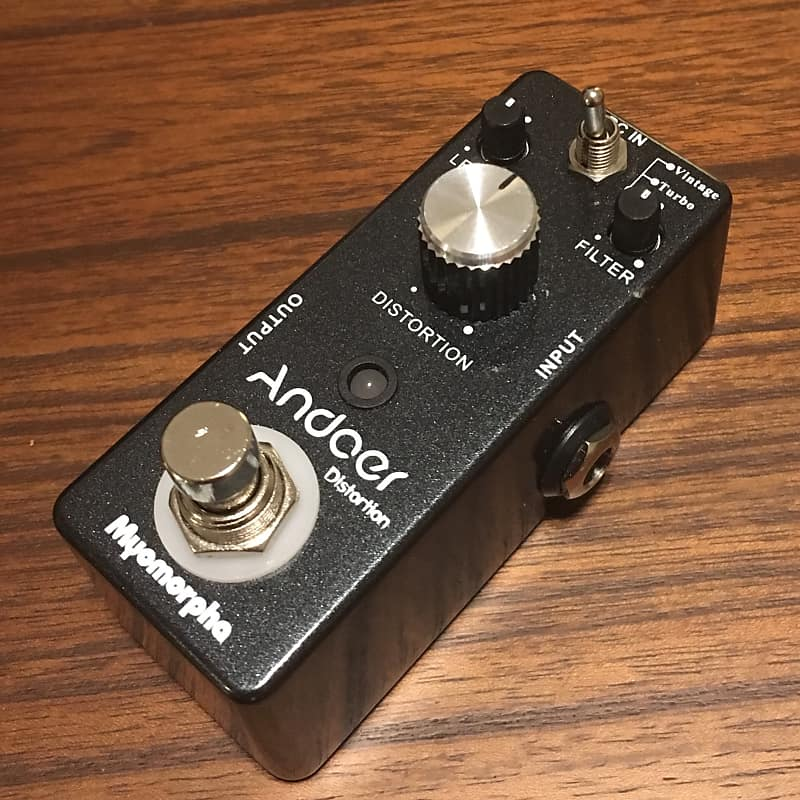Used Dealer In North Riverside Il: Andoer Myomorpha Distortion Pedal