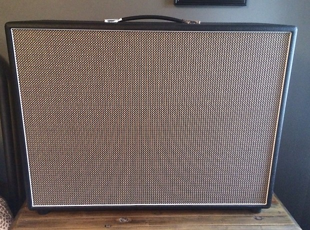 Mojotone Select 2x12 Cabinet - S&P Grill - Unloaded