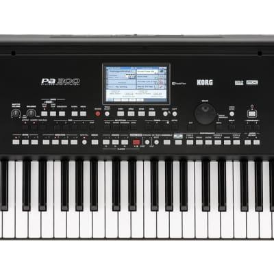 KORG PA300 - arranger workstation KORG