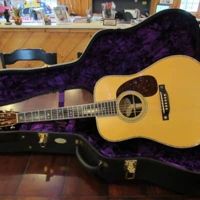 Dudenbostel  D-45 2003 #49 Brazilian/Adirondack*Vintage* Authentic* Golden era for sale