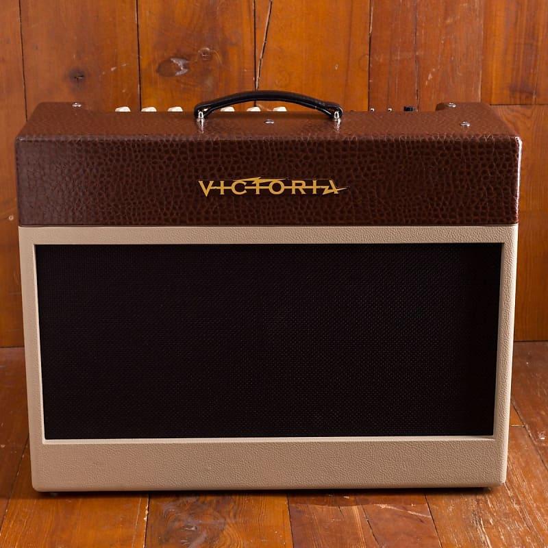 victory amps golden melody alligator creme max guitar reverb. Black Bedroom Furniture Sets. Home Design Ideas