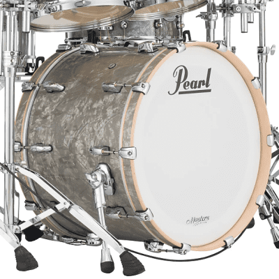 "Pearl MRV1814BB Music City Custom Masters Maple Reserve 18x14"" Bass Drum with BB3 Mount"