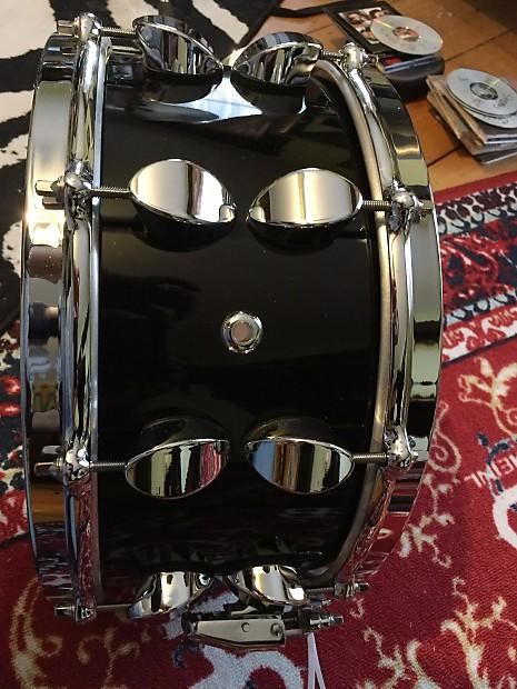 Premier Elite Series 2014-2015 Black Lacquer | Bill's Drums