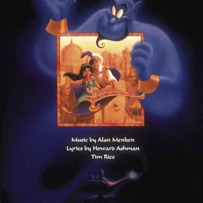 Hal Leonard Aladdin - Piano Vocal Guitar Songbook