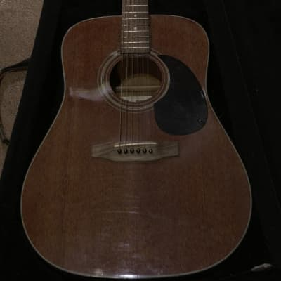 Charvel Jackson 550M Acoustic Early 90's Mahogany for sale