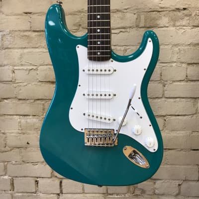 JB Player JBG-165/AQ Strat Electric Guitar for sale