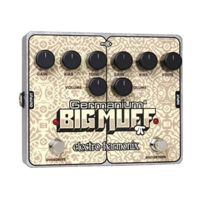 Electro Harmonix Germanium 4 Big Muff Pi Overdrive & Distortion Pedal for sale