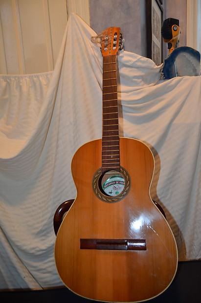 Small Body Akustische Gitarren Musikinstrumente Jose Luis Velazquez Nylon Acoustic