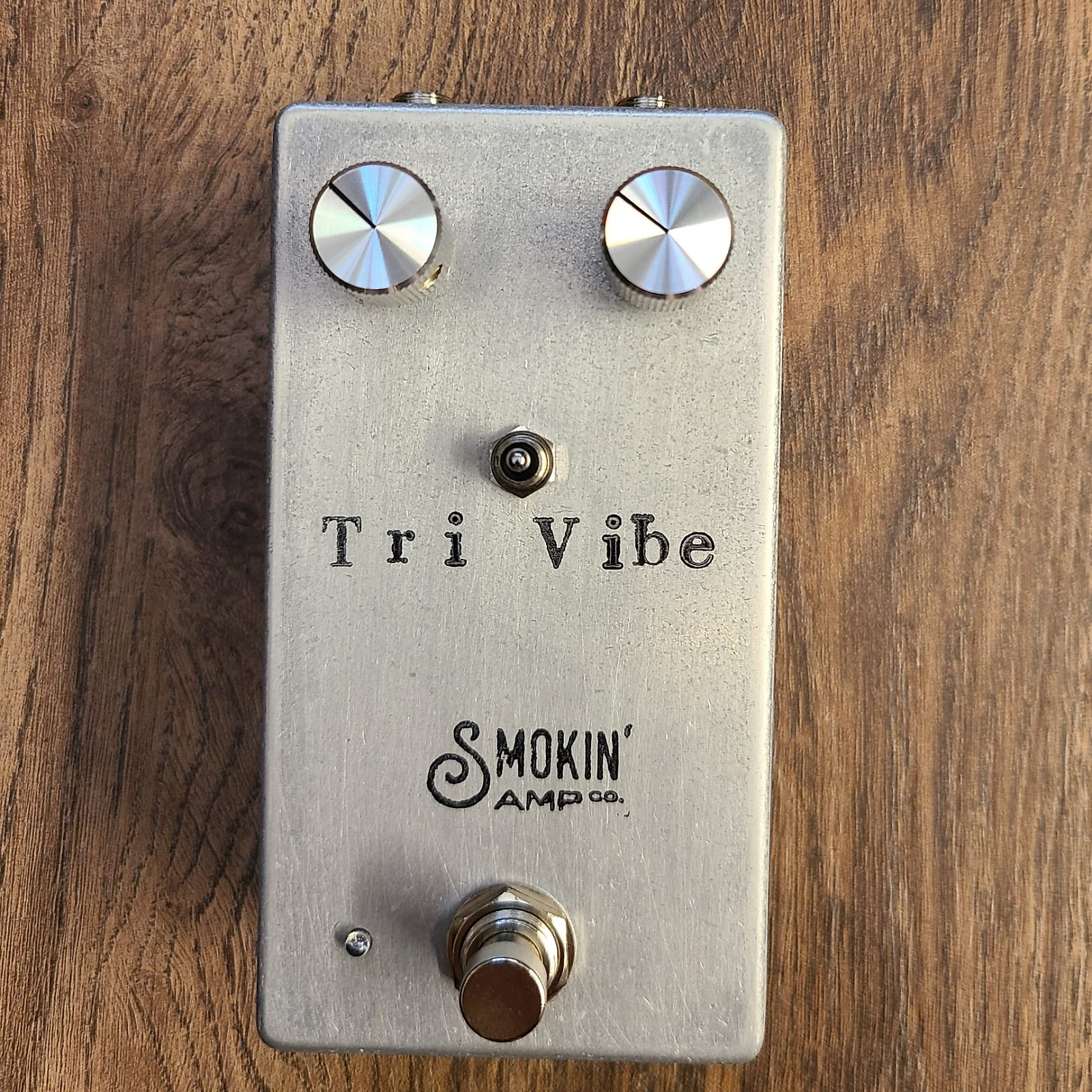 Smokin' Amp Co.  Tri-Vibe True Vibrato by Runoffgroove
