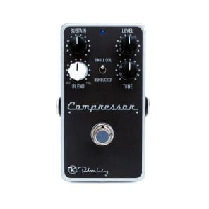 Keeley Compressor Plus Guitar Effects Pedal!