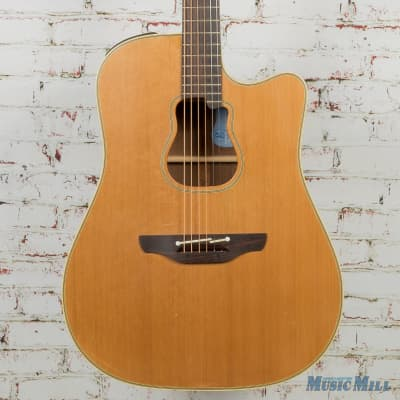 Takamine Garth Brook GB7C Acoustic-Electric Cedar/Rosewood (USED) for sale