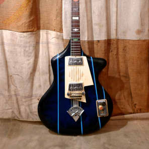 Wandre Spazial 1962 Blue Smoke for sale