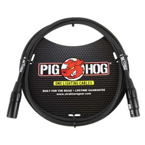 Pig Hog PHDMX5 3-Pin DMX Lighting Cable - 5'