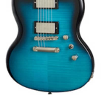Epiphone Prophecy SG Blue Tiger for sale